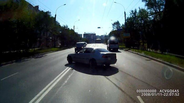 Авария дня часть 1142 (фото+видео)