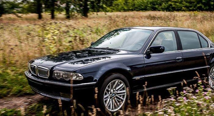 Отзыв владельца BMW 7-Series Е38 (27 фото)