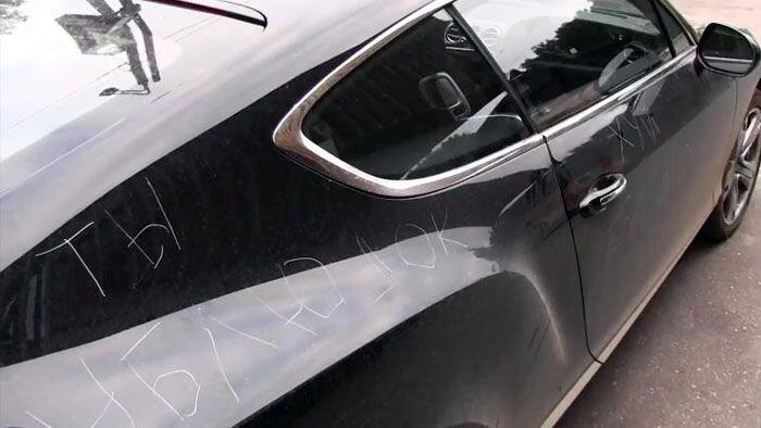 Хоккеист Жердев разбил Bentley (5 фото+видео)