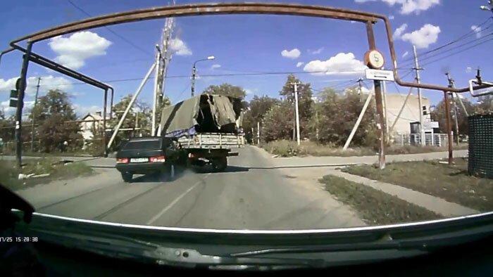 Авария дня часть 1143 (фото+видео)
