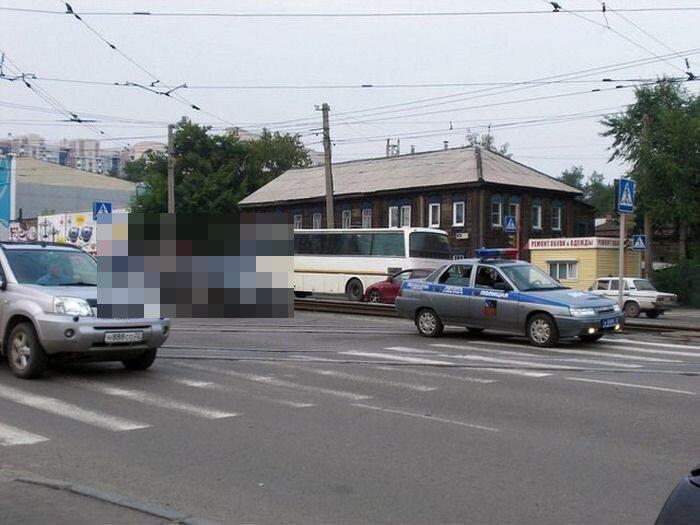 Агенты ФБР против российской полиции (5 фото)