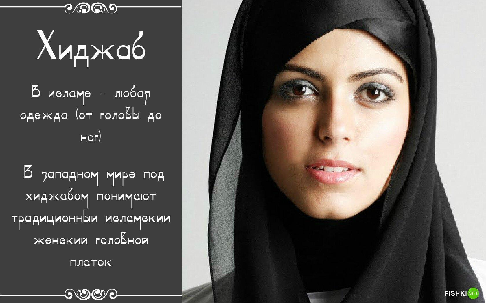 У страха глаза велики: почему не стоит бояться женщин в хиджабах