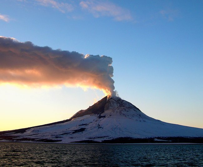 Вулканы (15 фото)