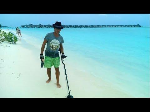 Мальдивы -это рай для кладоискателя! Или как я окупил большую часть поездки