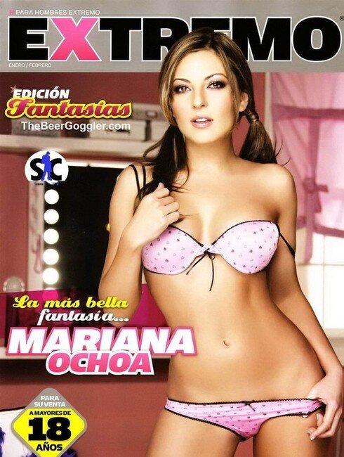 Mariana Ochoa (29 фото)