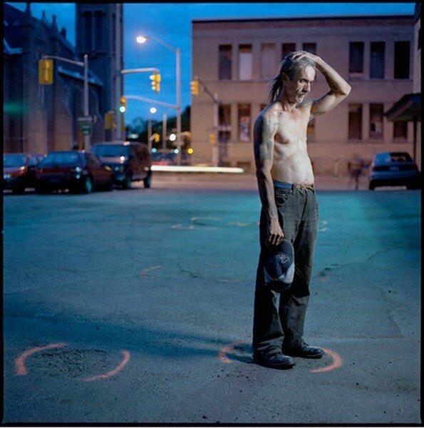 Портреты наркоманов (6 фото)