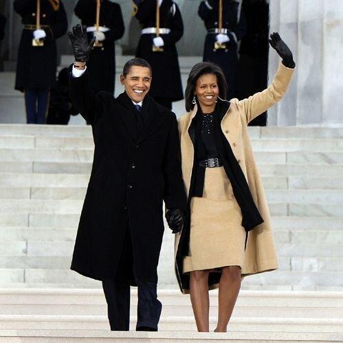Инаугурация Барака Обамы (39 фото + 4 видео)