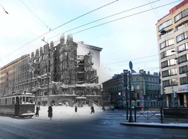 Про блокадный Ленинград (15 фото)