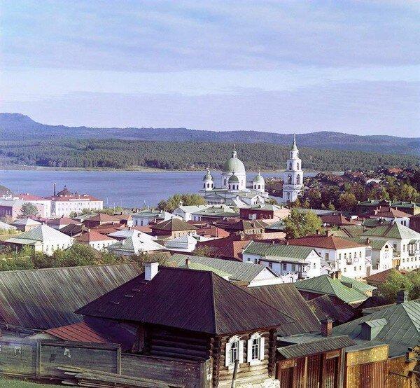 Цветные фото царской России 1900-1915 гг (14 фото)