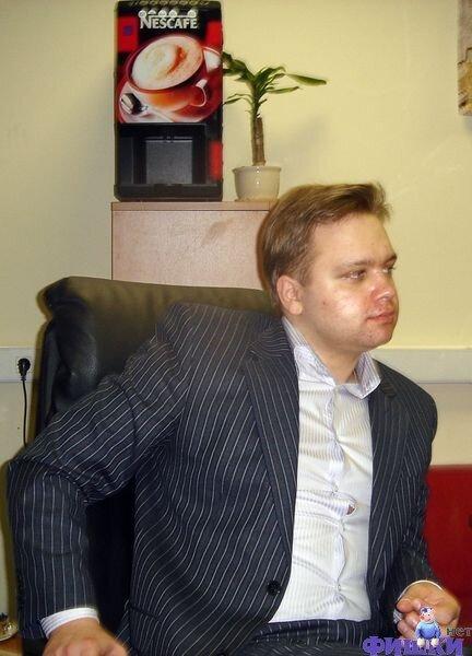 Прислал Алексей Беляев