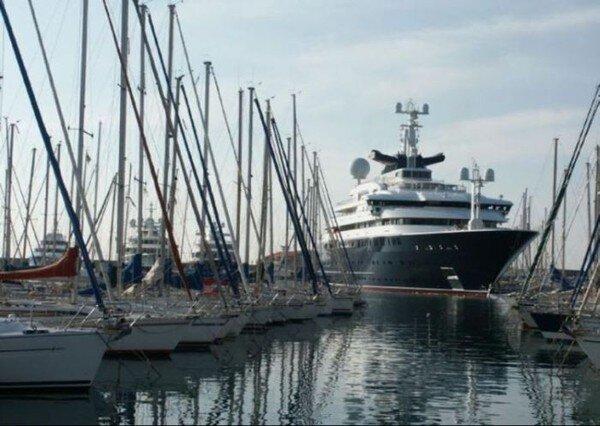 Самая дорогая в мире яхта (52 фото)