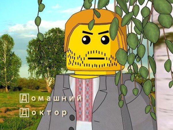 Если бы Доктора Хауса снимали в России (77 фото)