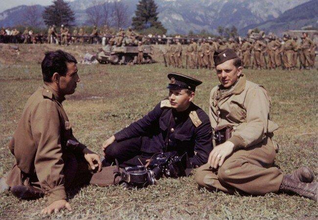 Вторая мировая война в фотографиях (103 фото)