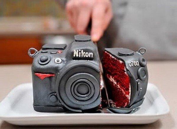 Оригинальные торты (45 фото)