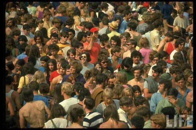 Фестиваль Woodstock 86 (92 фото)