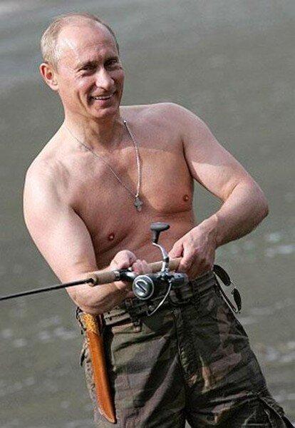 Кукла Владимира Путина (11 фото)