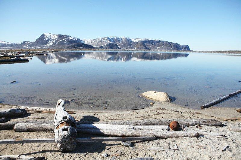 Гостеприимная Арктика: туристы на Шпицбергене, треска и Гринпис