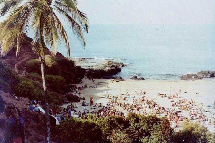 Гоа в 70-е: как все начиналось