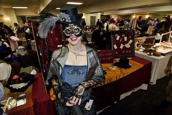 Снова steampunk (27 фото)
