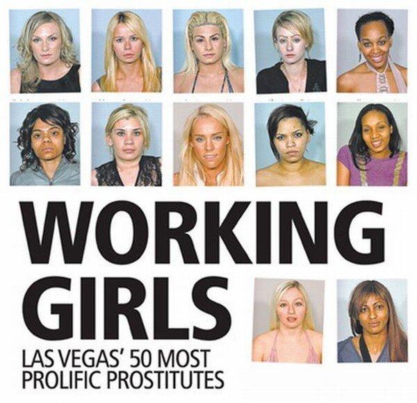 Арестованные проститутки в США, часть 3 (25 фото)