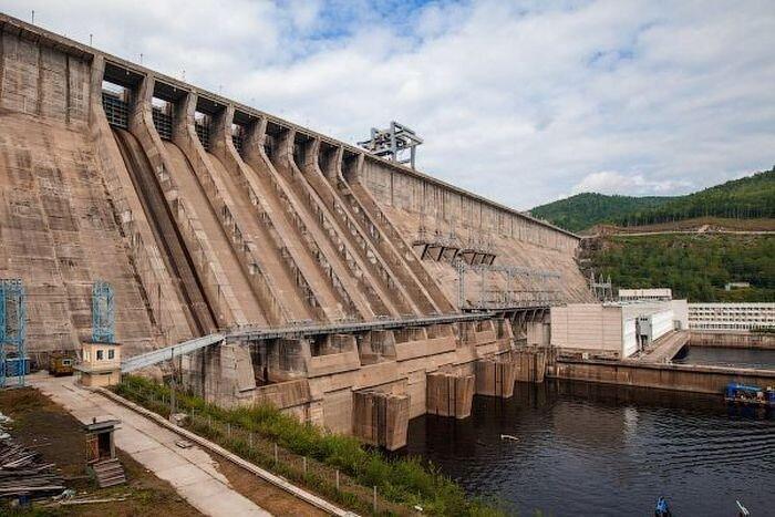 Прогулка по Зейской ГЭС (38 фото+видео)