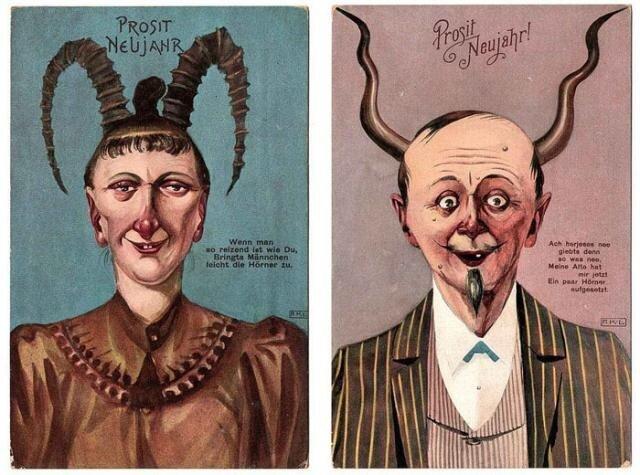 Рекламные постеры прошлых лет (20 фото)