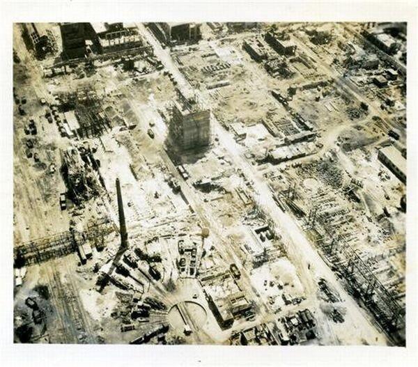 Немецкие города после окончания войны (18 фото)