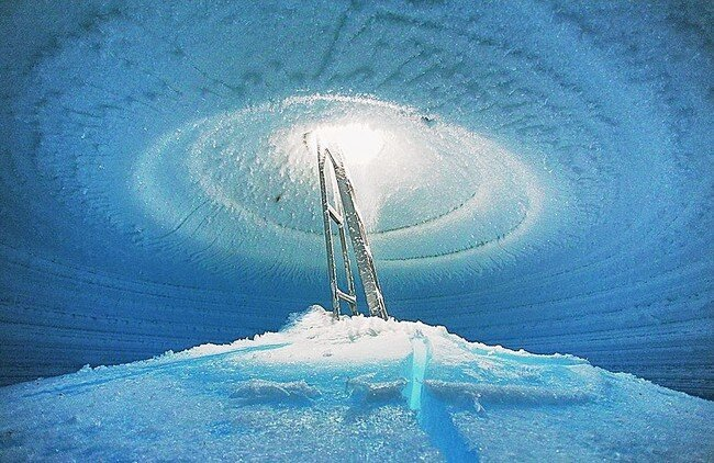 Лестница в небо, автор фото Антон Чекалин (2 фото)