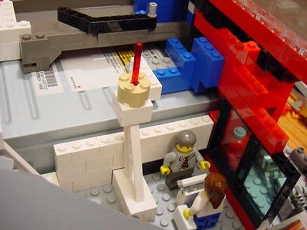 Лего-компьютер (25 фото)