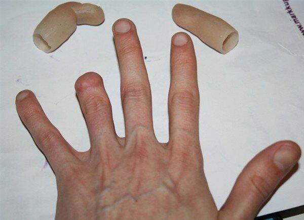 Флэшка-палец (11 фото)