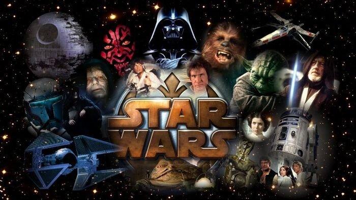 Спецэффекты в «Звездных войнах» как это было (29 фото)