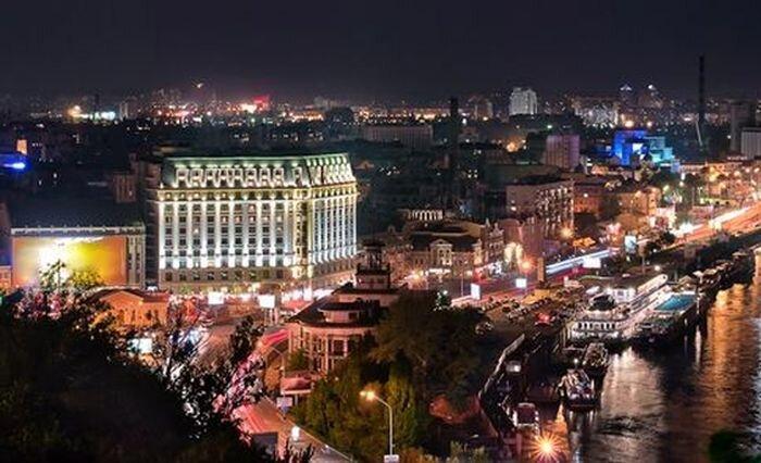 Необычные места Киева, которые стоит посетить (12 фото)