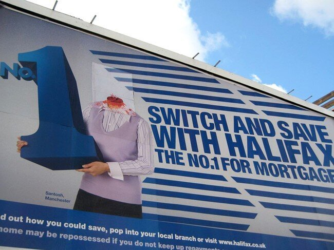 Испорченная реклама (11 фото)