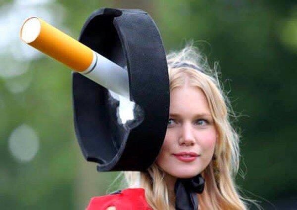 Самый странные шляпы (15 фото)