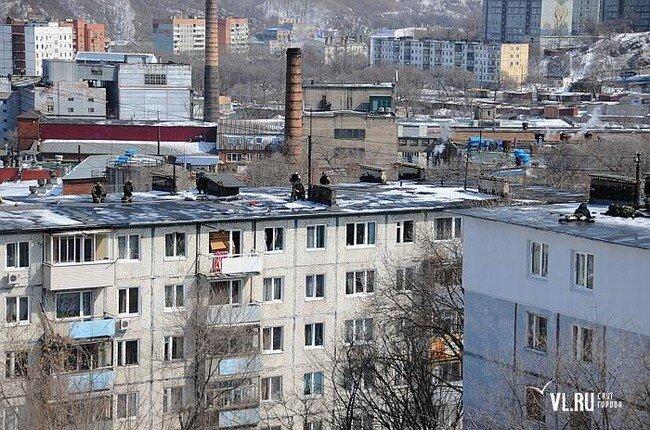 Штурм во Владивостоке (18 фото)