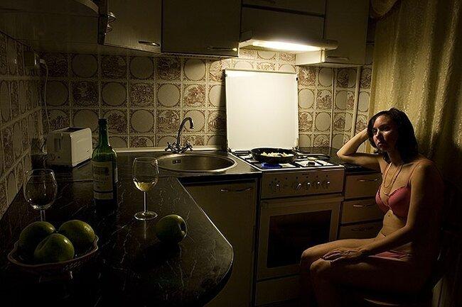 Женщины на грани нервного срыва (30 фото)