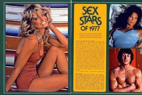 Секс-символы 70-х (45 фото)