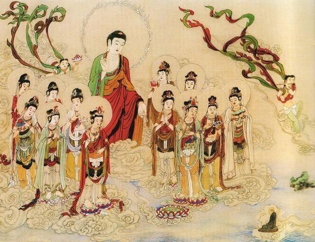 Экскурсия по буддийскому аду (60 фото)