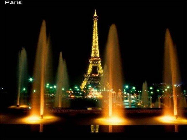 Города мира (18 фото)