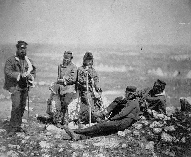 Фотографии Крымской войны (19 фото)