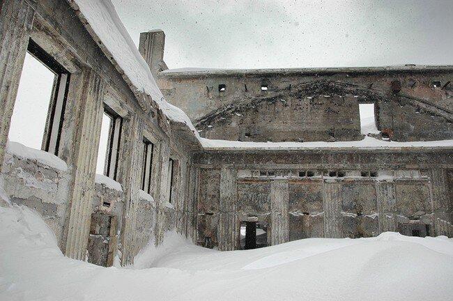 Где-то в горах Хибины (15 фото)