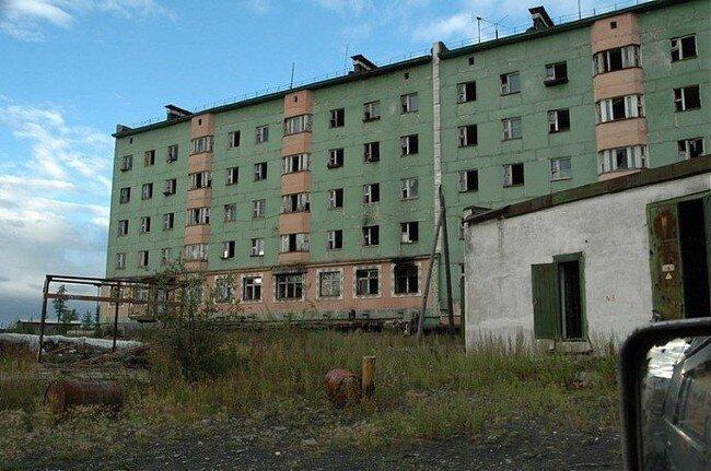 Кадыкчан - город, которого нет (70 фотографий)