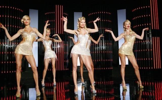 Группа Мобильные блондинки (18 фото)