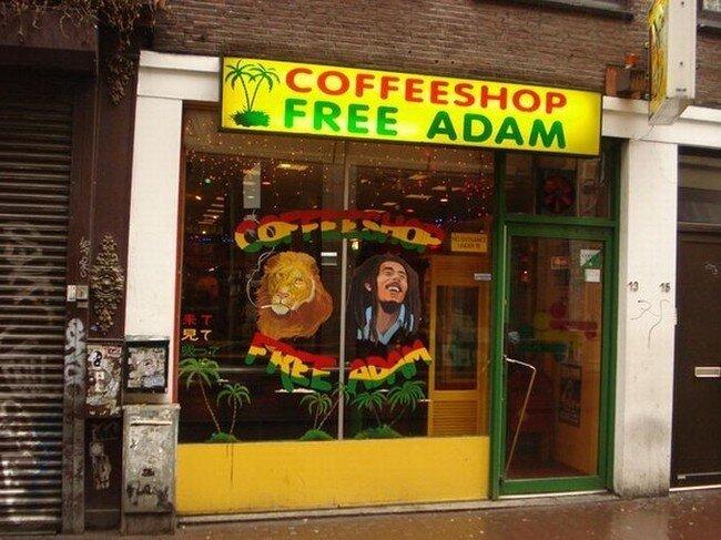 Кофешопы в Амстердаме (26 фото)