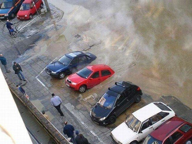 Потоп (6 фото)