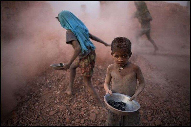 Детский труд (14 фото)