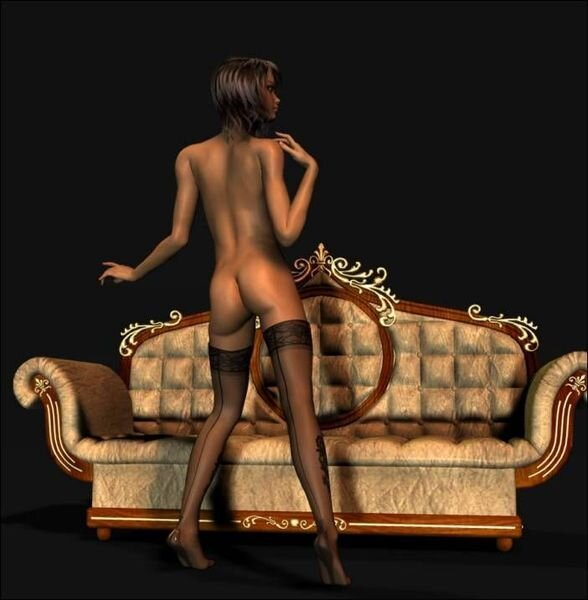 Смоделированная эротика (18 фото)