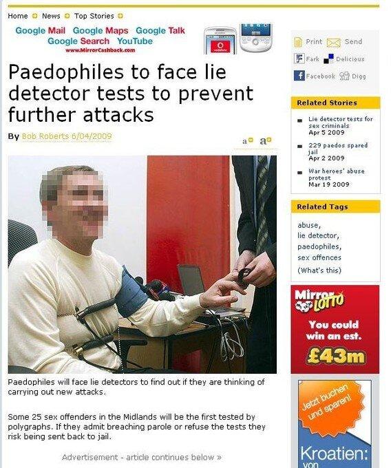 Черновецкого записали в педофилы (3 фото)
