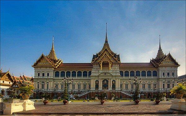 Королевский дворец в Бангкоке (20 фото)