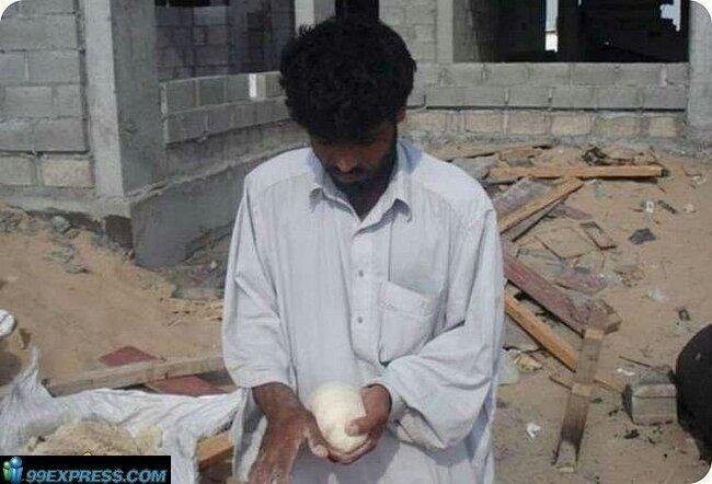 Как готовят лаваш (18 фото)